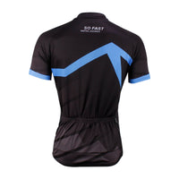 SO FAST Men's Cycling Jersey/Suit Biking T-shirt and Shorts NO.620