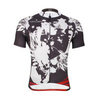 Pure Feather Brown Jersey Men's Short-Sleeve Summer Biking Shirts  NO.655