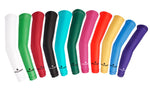 Professional Outdoor Sport Wear Compression Arm Sleeve Oversleeve Pair Breathable UV Protection Unisex , Assorted Colors And Sizes