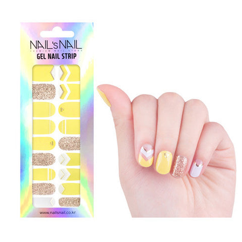 Gel Nail Strips 01