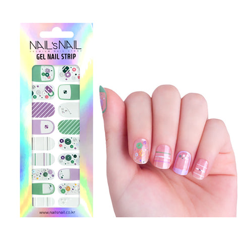 Gel Nail Strips 32