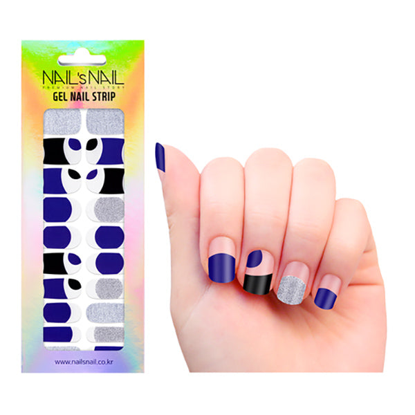 Gel Nail Strips 64