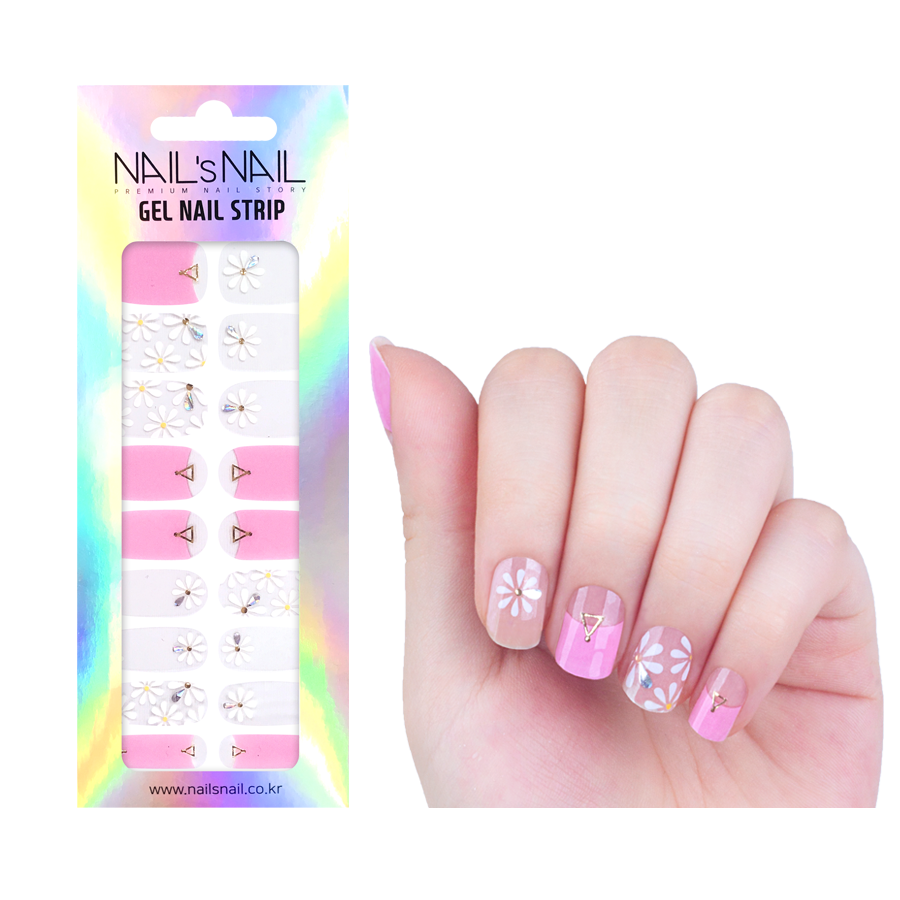 Gel Nail Strips 9