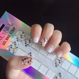Gel Nail Strips 45
