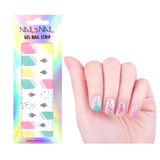 Gel Nail Strips 11