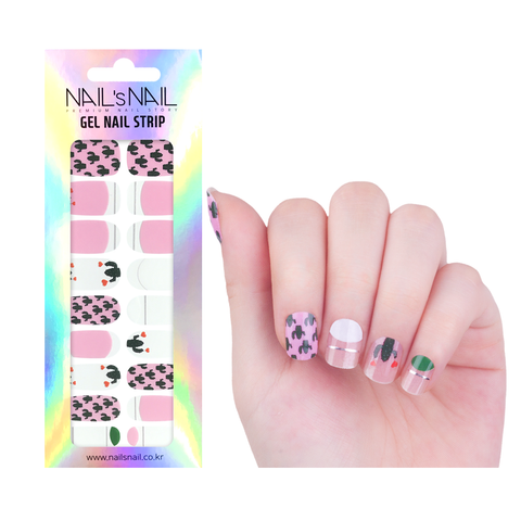 Gel Nail Strips 12