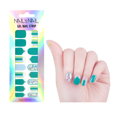 Gel Nail Strips 18