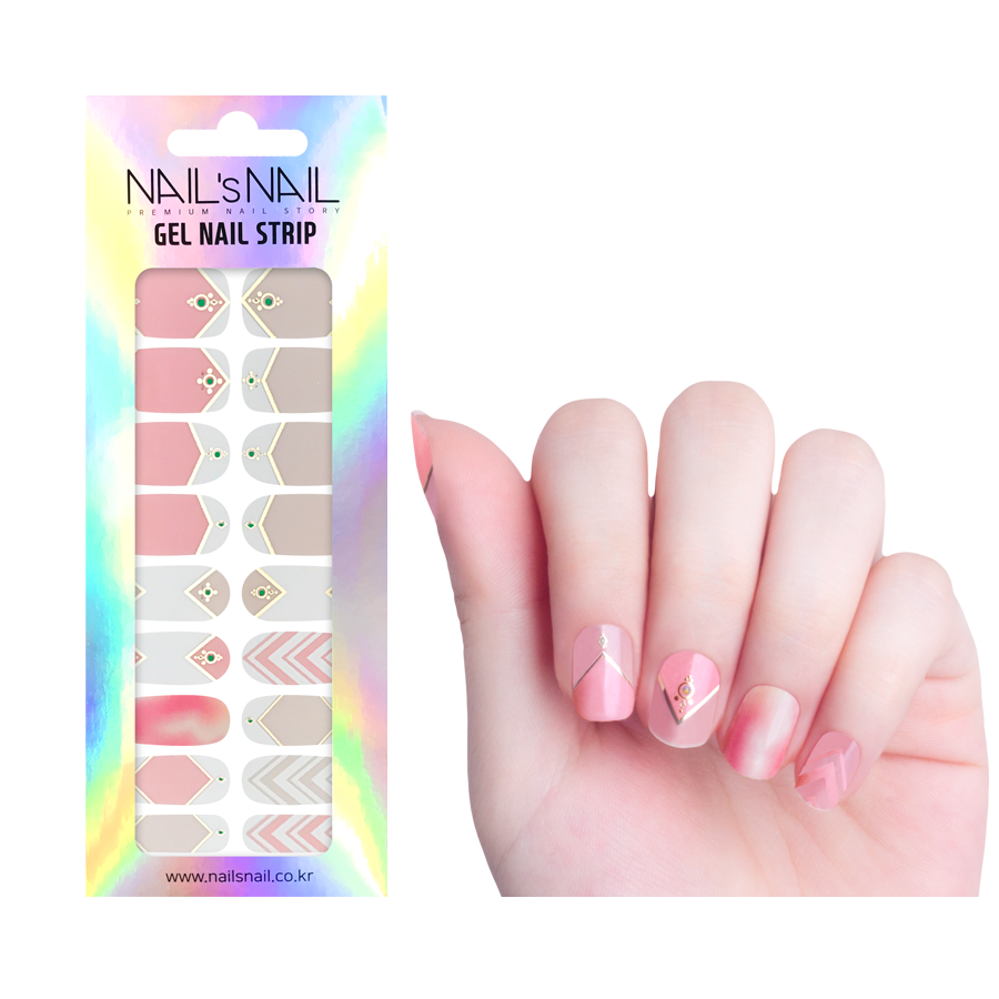 Gel Nail Strips 22