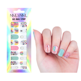 Gel Nail Strips 34