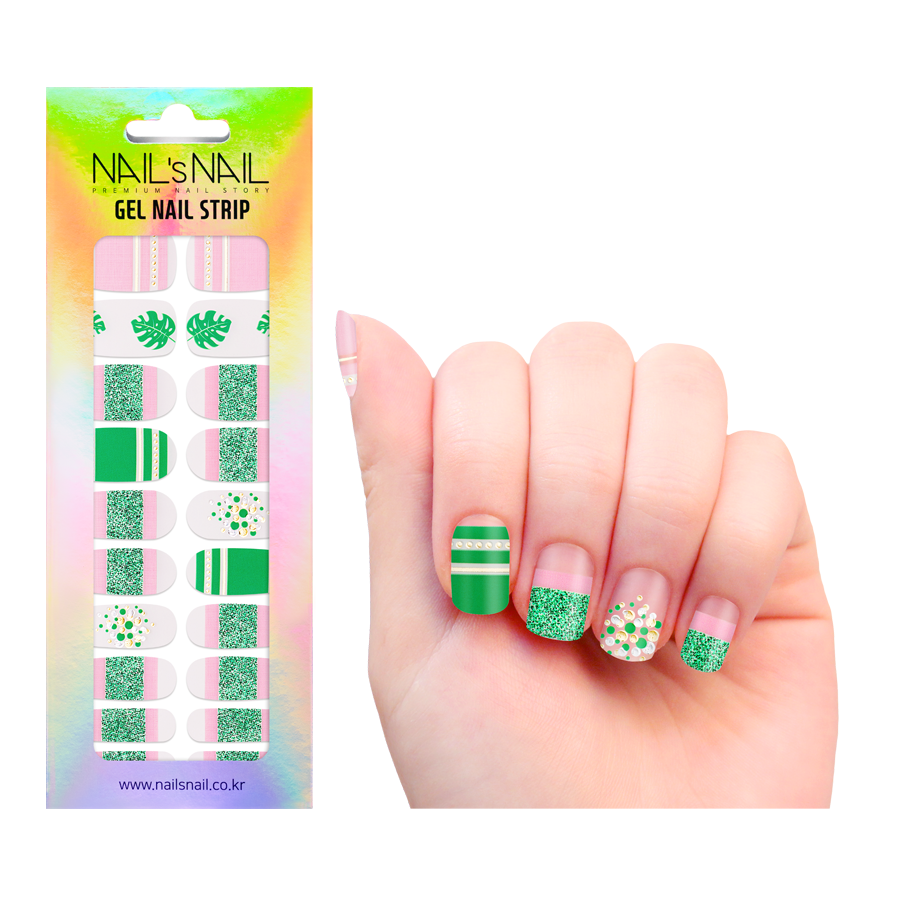 Gel Nail Strips 44