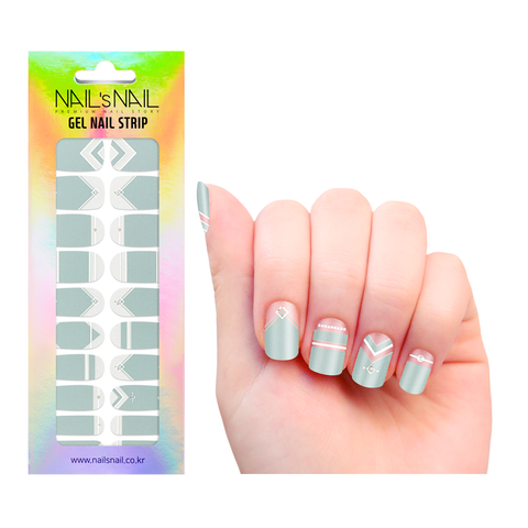 Gel Nail Strips 50
