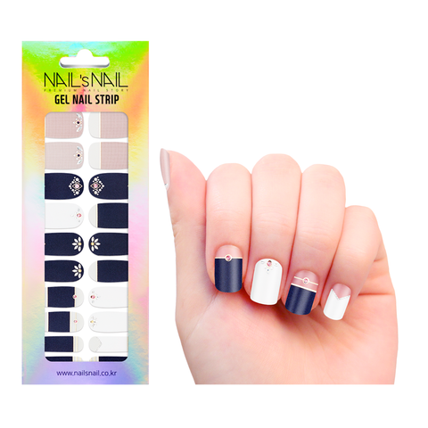 Gel Nail Strips 51