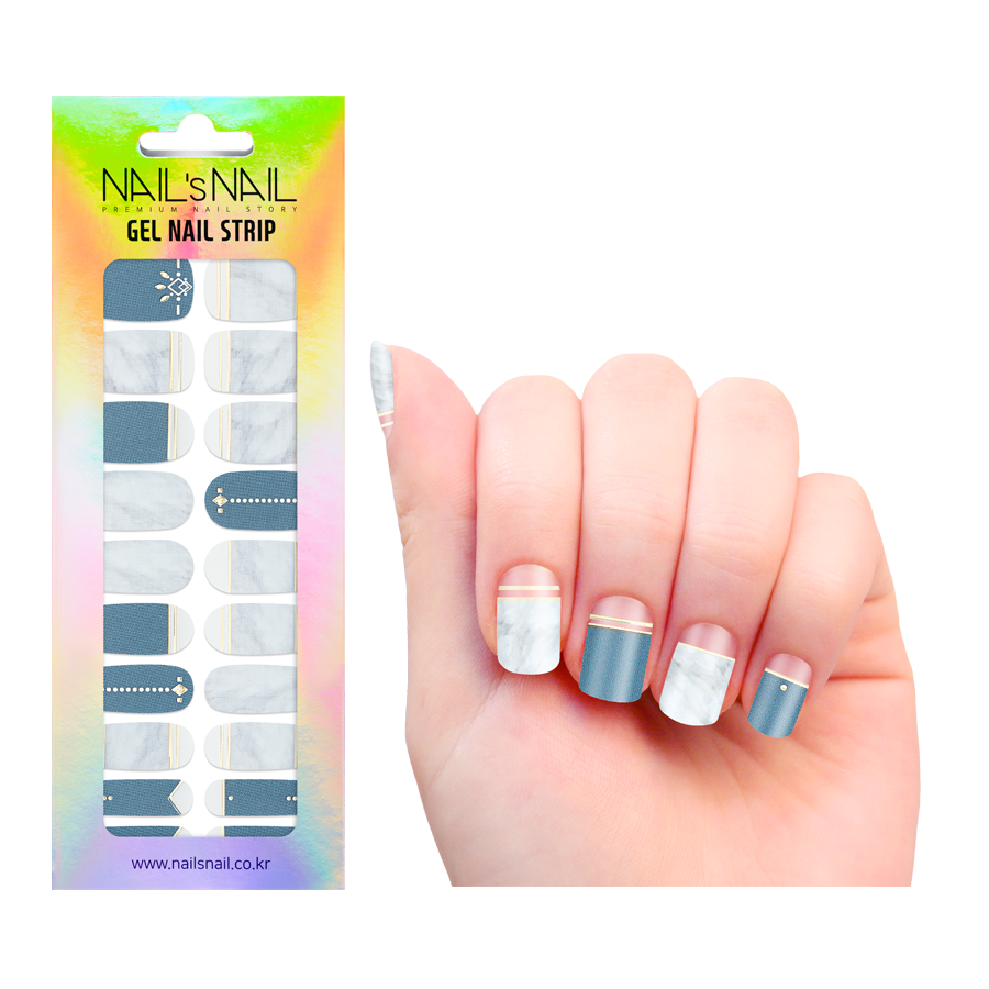 Gel Nail Strips 52