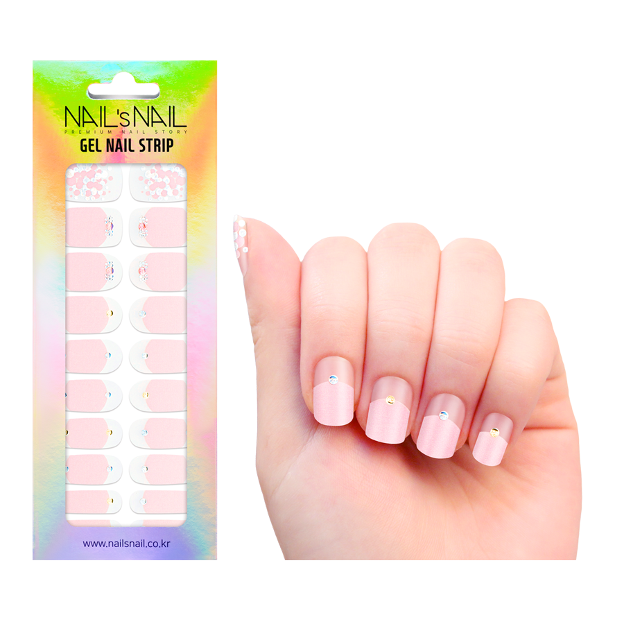 Gel Nail Strips 55