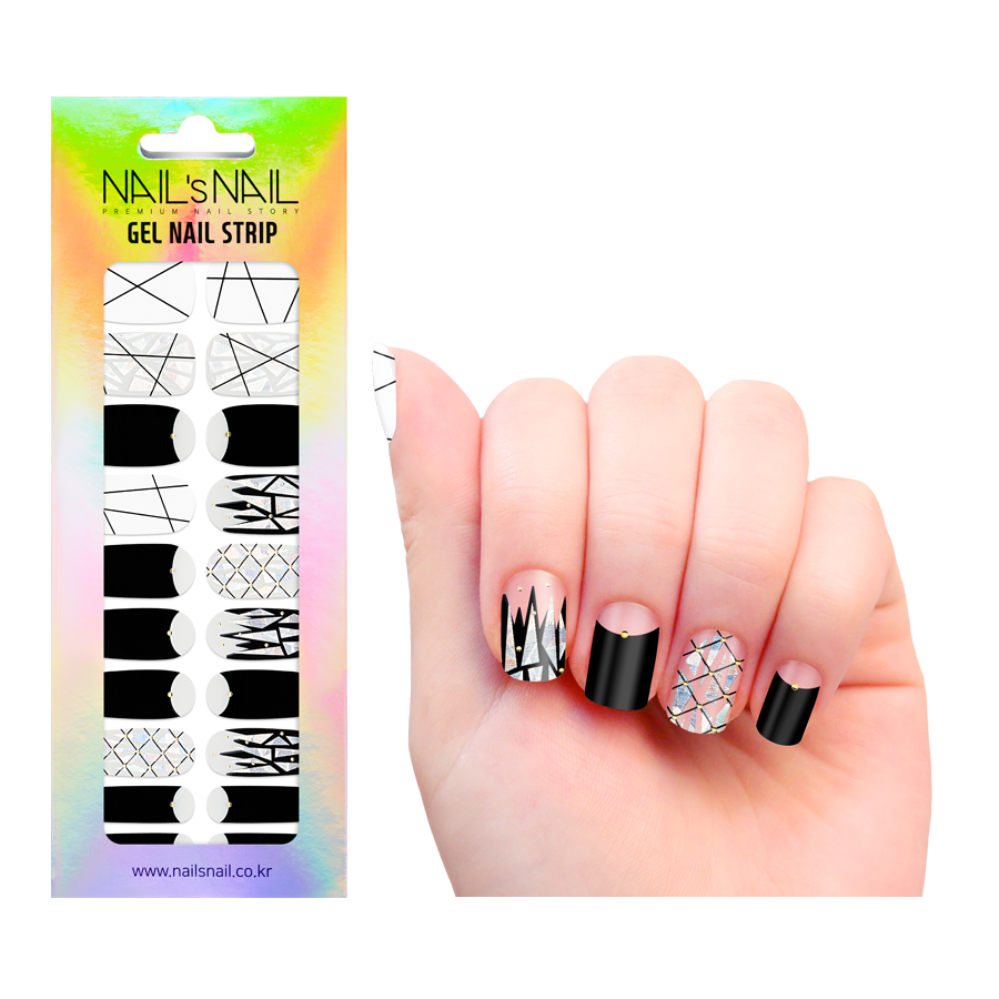 Gel Nail Strips 78