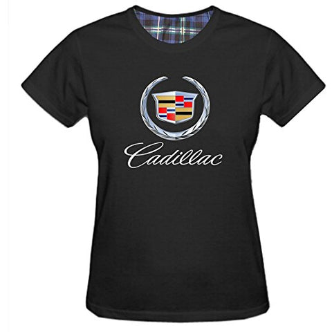 CHP-032AP-WOMEN'S CADILLAC GENERAL MOTORS T-SHIRT