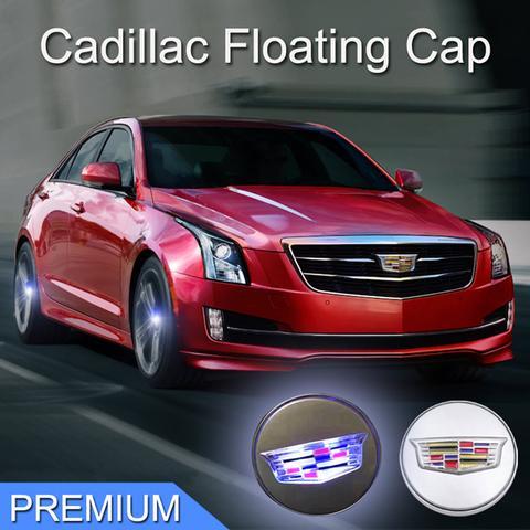 CHP-ACC0100-CADILLAC FLOATING CAPS- ATS/CTS/XTS SEDAN & COUPE