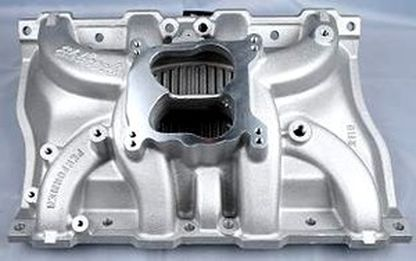 CADILLAC 472 500-INTAKE MANIFOLD, EDELBROCK PERFORMER-CHP-AF07 OUT OF STOCK