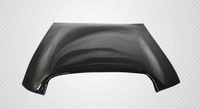 CADILLAC UNIVERSAL CARBON CREATIONS HOOD/ROOF SCOOP-1 PIECE-CHP-BDKT0017