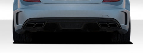 CHP-BDKT0041-UNIVERSAL DURAFLEX BLACK SERIES LOOK EXHAUST TRIM COVERS-2 PIECE