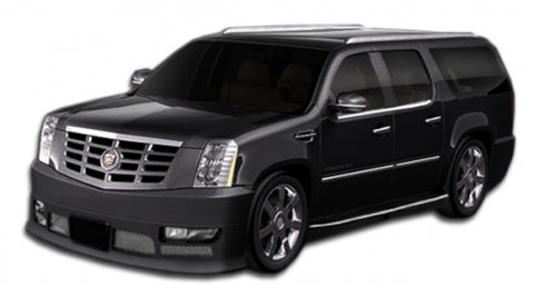 2014-2007 CADILLAC ESCALADE ESV DURAFLEX PLATINUM SIDE SKIRTS ROCKER PANELS-4 PIECE-CHP-BDKT0063