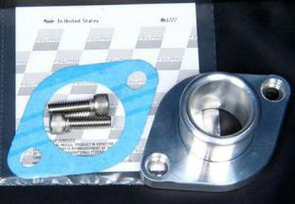CHP-BL81- BILLET ALUMINUM THERMOSTAT HOUSING KIT