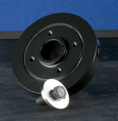 CADILLAC 472 500 ONE PIECE HUB & BALANCER ASSEMBLY-STREET-CHP-EP08 ***OUT OF STOCK ETA APR 2019**