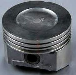 CADILLAC 472 500 60 CAST PISTONS, SET OF 8-CHP-EP64B