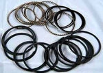 CADILLAC 472 500 MOLY PISTON RING SET-CHP-EP67