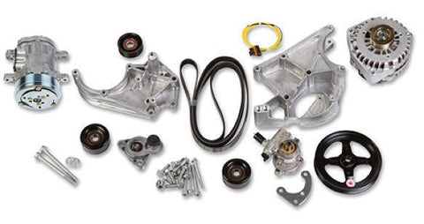 LS HOLLEY LS COMPLETE ACCESSORY DRIVE KIT-CHP-LSX0004