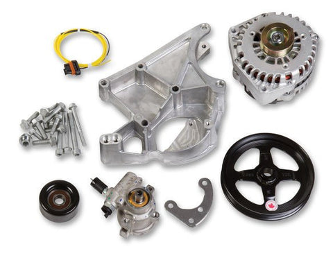 CADILLAC LSHOLLEY LS ALTERNATOR & POWER STEERING PUMP ACCESSORY DRIVE KIT-CHP-LSX0026