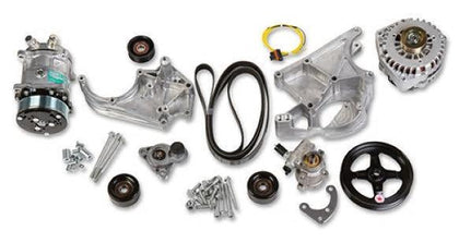 CADILLAC LS HOLLEY LS COMPLETE ACCESSORY DRIVE KIT-CHP-LSX0027