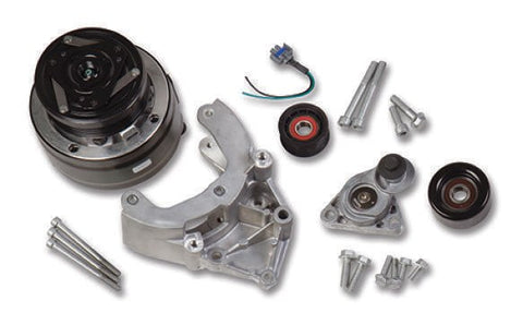 CADILLAC LS HOLLEY LS PASSENGER'S SIDE R4 A/C ACCESSORY DRIVE KIT-CHP-LSX0029