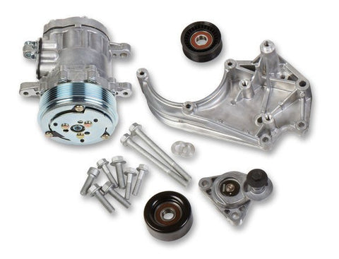 CHP-LSX0031-HOLLEY LS PASSENGER'S SIDE SD7 A/C ACCESSORY DRIVE KIT