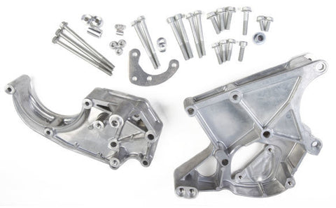 CADILLAC LS HOLLEY LS POWER A/C, STEERING & ALTERNATOR BRACKET-CHP-LSX0032