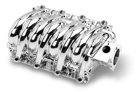 GM LS SERIES INTAKE MANIFOLD-POLISHED CHP-LSX0756