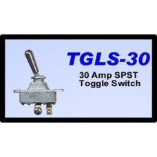 CHP-TGLS-30-30 AMP SPST TOGGLE SWITCH