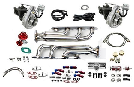 472/500 TURBO KITS – Cadillac High Performance