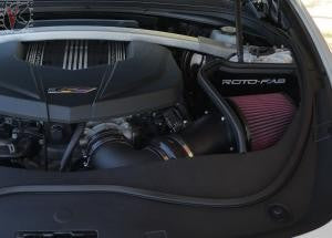 2016-2018 CTS-V COLD AIR INTAKE SYSTEM V002
