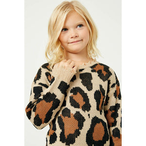 Cozy Leopard Bottoms (Kids)