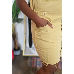 Mellow Denim (Dress)