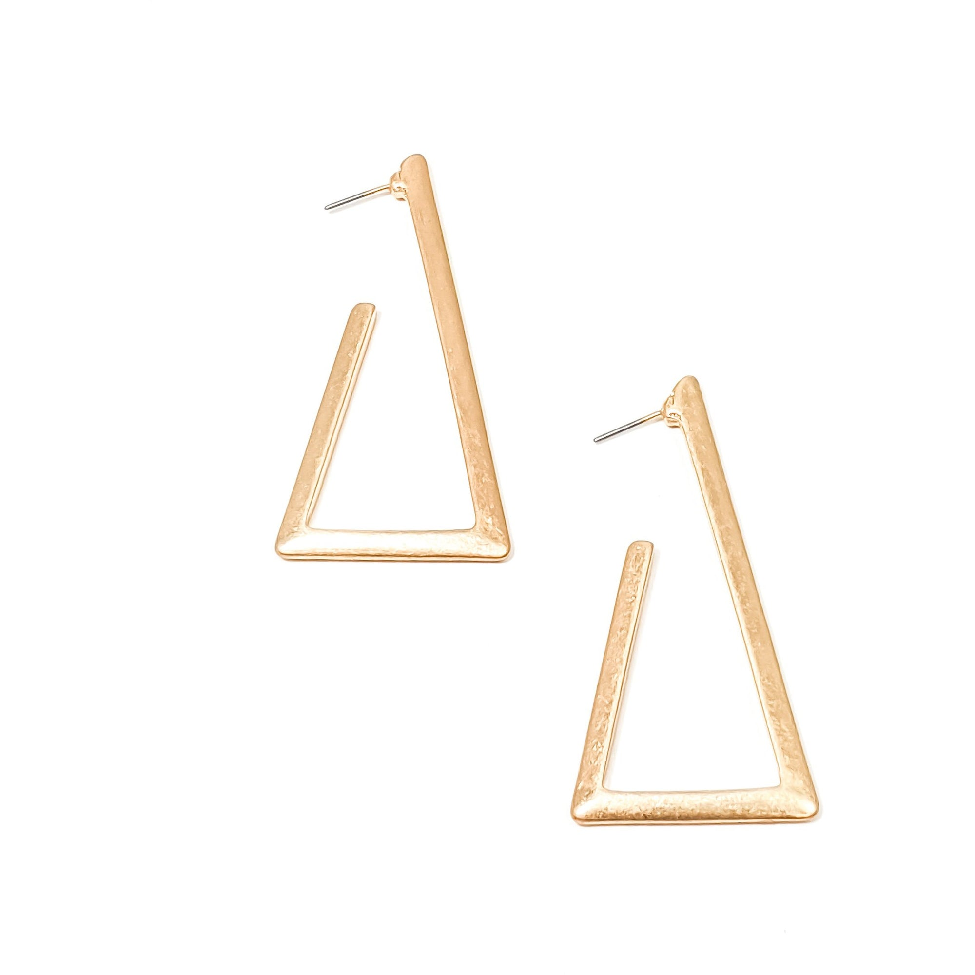 Carly Earrings (Gold)