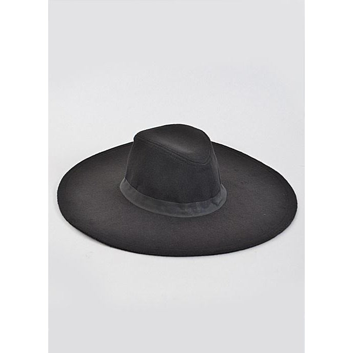 My Brim Hat (Black)