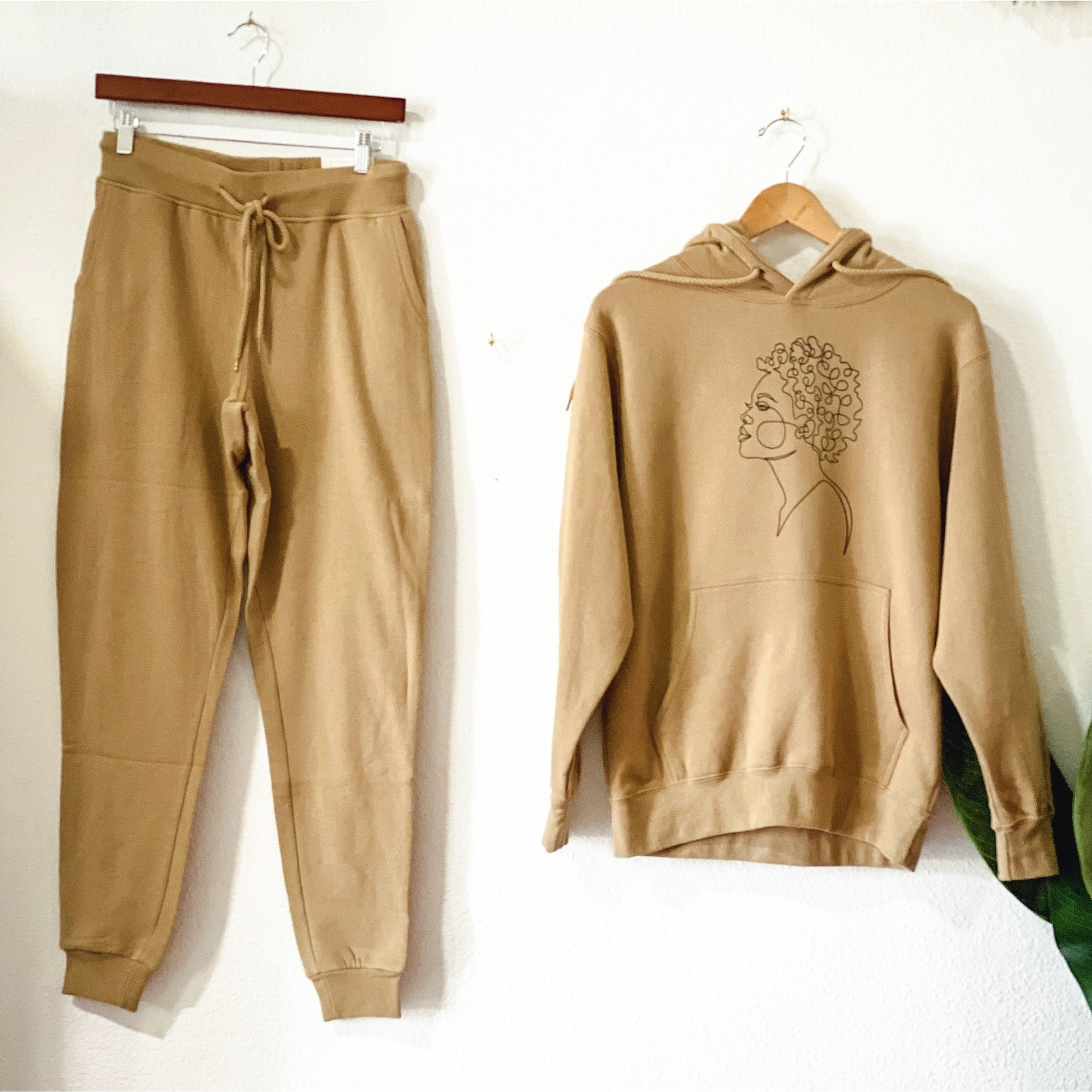 Foward Jogger Set