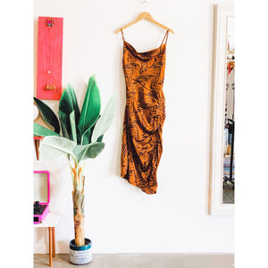 Tiger Slip Dress
