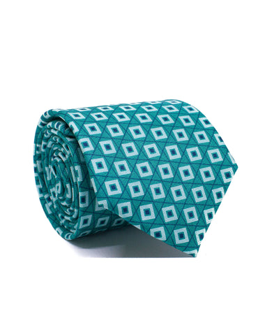 Emerald Green silk hand-made tie