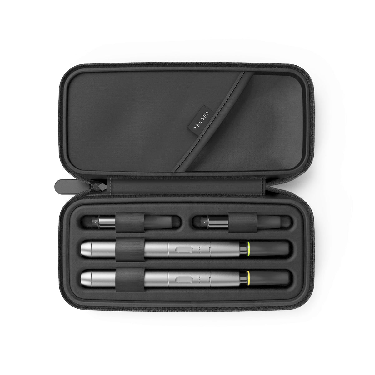Rover Vape Pen Case with Batteries and Cartridges