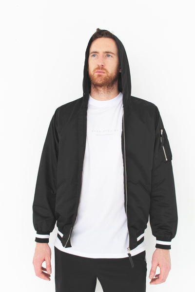 Ocean Hooded Bomber