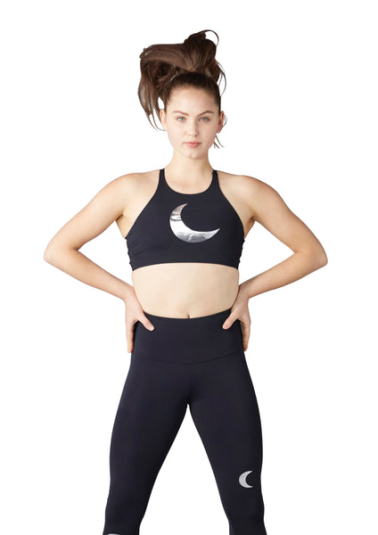 Foil High Elastic Bra