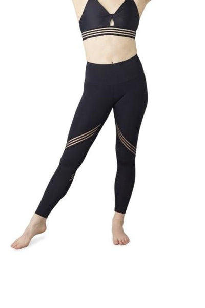 High Rise Legging - Carerra